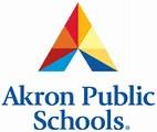Akron public schools logo